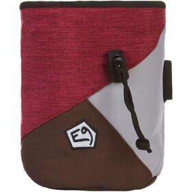 E9 Zucca Big Chalk Bag wine